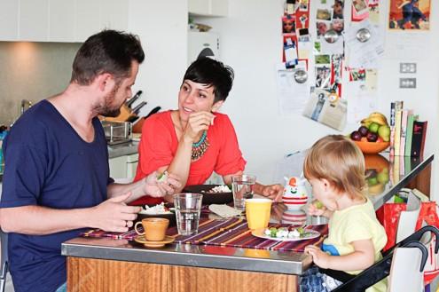 Lisa and family1