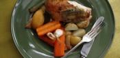 Lemon & thyme roast chicken