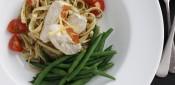 Pesto pasta w chicken