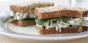Lemon Tarragon Chicken Sandwiches 8125