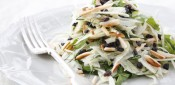 Gestational diabetes friendly Fennel and Almond Salad