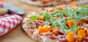 Gestational Diabetes friendly Homemade Pizza