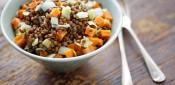 gestational diabetes, vegetarian, lentil