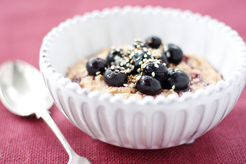 Gestational Diabetes Porridge
